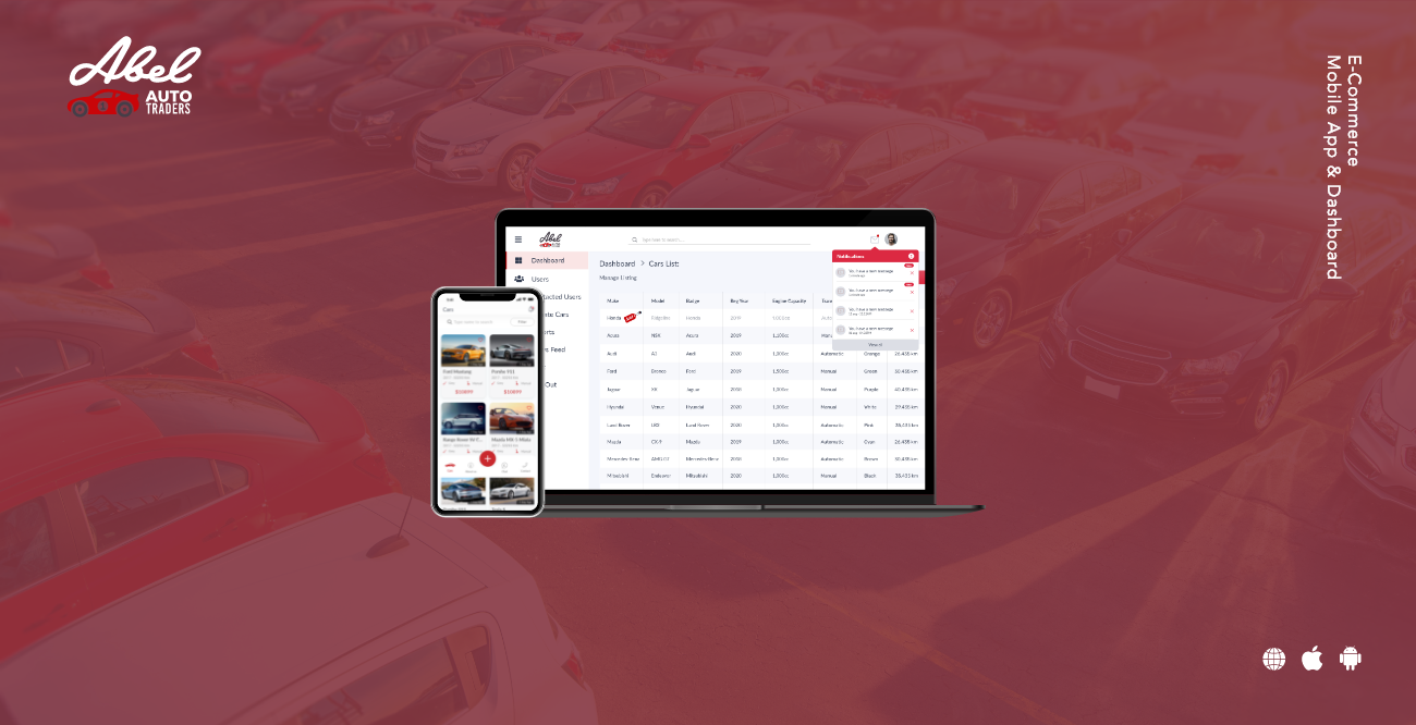 Abel Auto Traders App