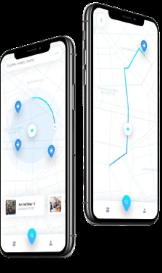 Fleet Management Customer App