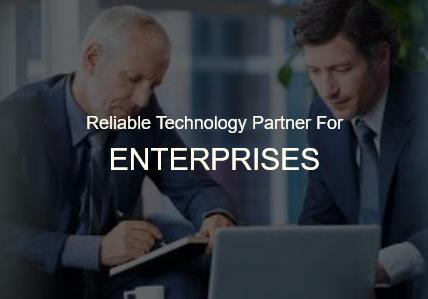 Reliable Technology Partner for Enterprises