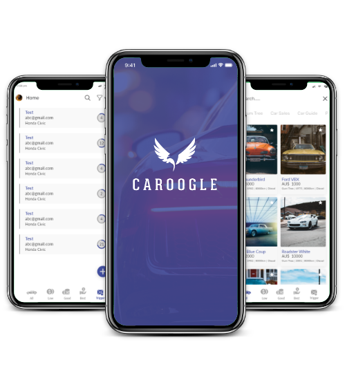 App for Buying and Selling Cars