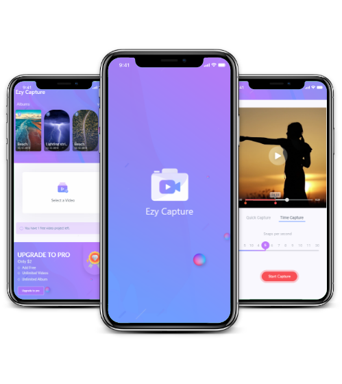 Extract Images from Video App