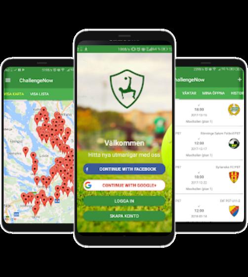 Football Gaming App