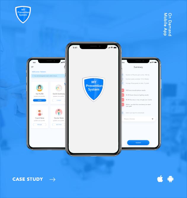 My Prevention System App