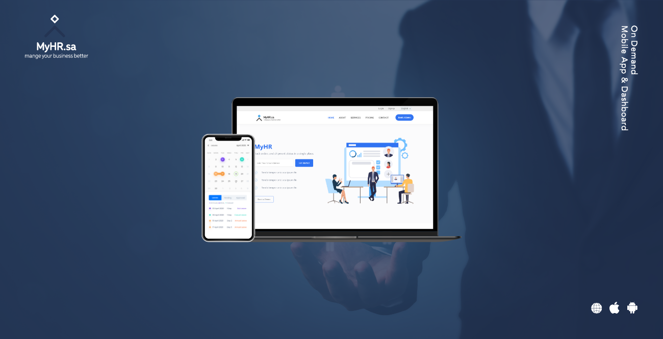 myHR Manage your Business Better