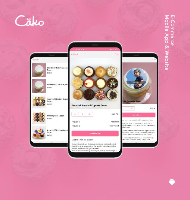 On-Demand eCommerce Mobile App